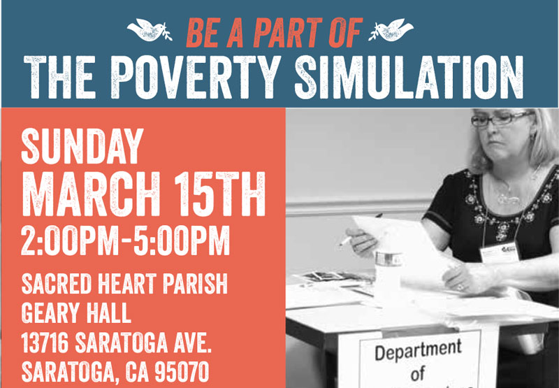 Register for the Poverty Simulation Today!