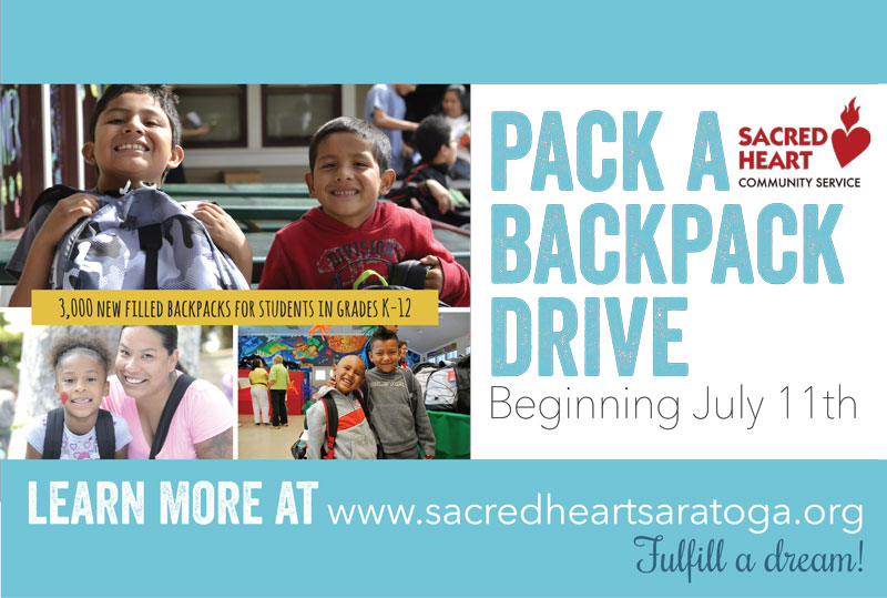 Pack A Backpack Drive