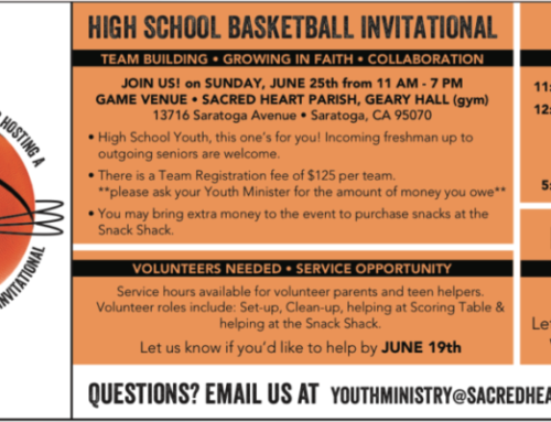 Youth Ministry Basketball Invitational