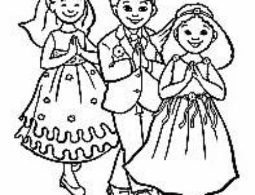 Vests and Veils – First Communion Clothing Drive